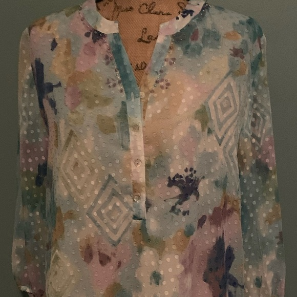 Alfred Dunner Tops - Alfred Dunner Blouse New w/tags 1/4 sleeve